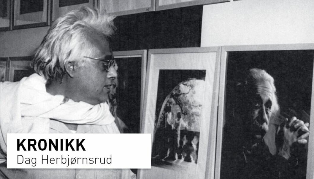 Satyendra Nath Bose la grunnlaget for moderne kvantestatistikk, men i den norske fremstillingen av faget nevnes han så vidt. (Foto: Science Photo Library / NTB Scanpix)