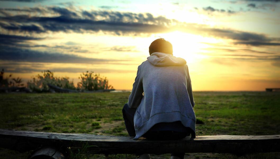 Forskerne har sett på 185.000 mennesker som var i behandling for selvmordsforsøk og selvskading i Sverigemellom år 1971 og 2010. (Illustrasjonsfoto: Shutterstock / NTB scanpix)