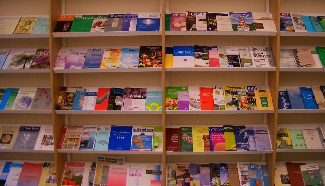 Tradisjonelle tidsskrifter utfordres av røvere. (Foto: Vmenkov/ Wikimedia Commons)