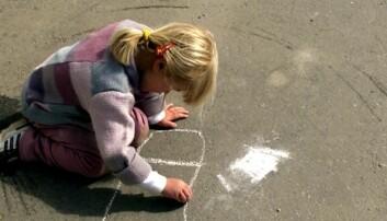 Fortetting i Oslo gir dårligere lekeområder for barn