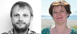 Framprisene til Marius Warg Næss og Dorte Herzke