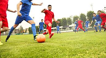 Tester kan ikke forutsi fotballskader