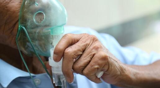 Utvikler sensor som skal oppdage forverring hos KOLS-pasienter