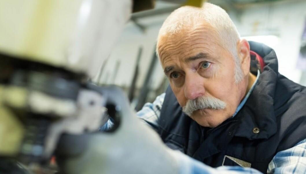 Når eldre arbeidstakere nå kan få pensjon fra de er 62 år, er det blitt lettere for bedrifter å ansette dem.  (Foto: ALPA PROD / Shutterstock / NTB scanpix)
