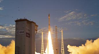 Ny satellitt kan gi mer presise værmeldinger