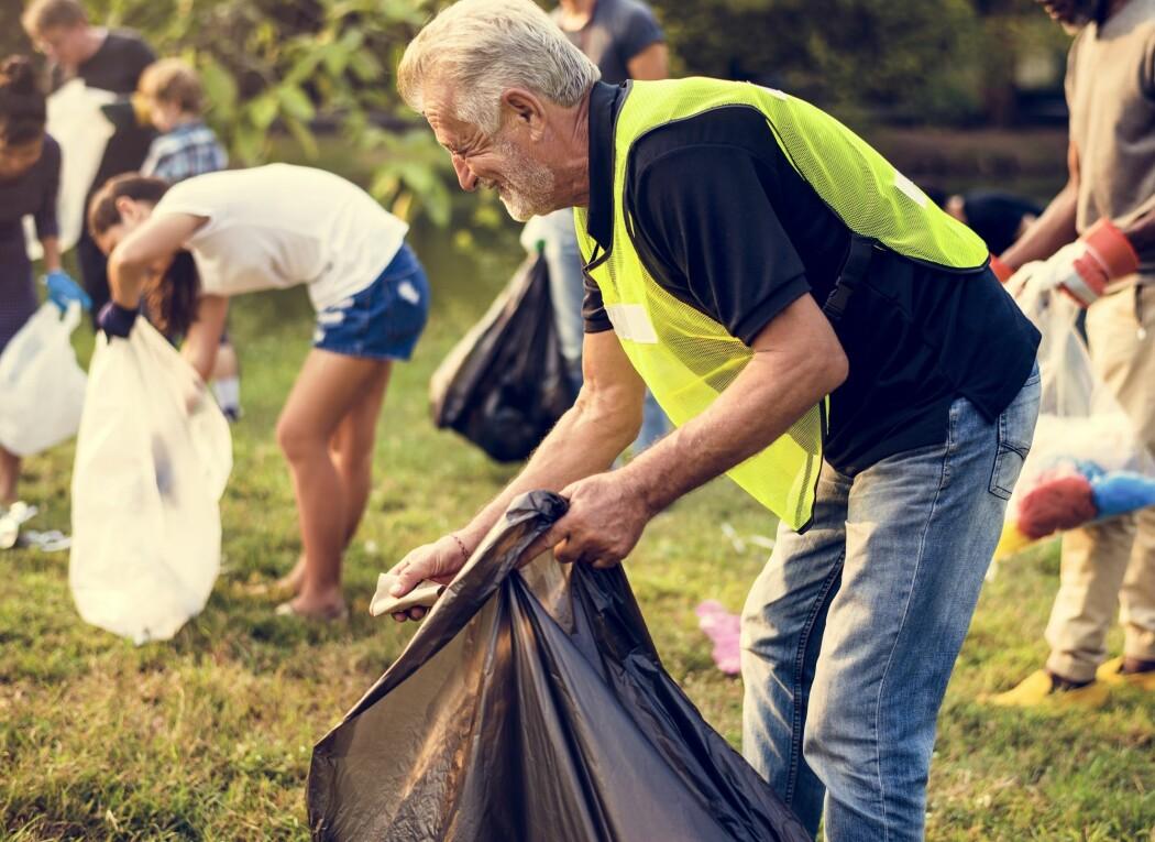 – Norge er et av de landene i den vestlige verden hvor flest mennesker deltar i frivillig arbeid, sier forsker. (Illustrasjonsfoto: Rawpixel.com / Shutterstock / NTB scanpix)