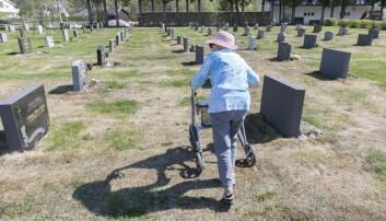 I 2060 kan vi ha en forventet levealder på rundt 87 år for menn og 89 år for kvinner. (Illustrasjonsfoto: Gorm Kallestad, NTB scanpix)
