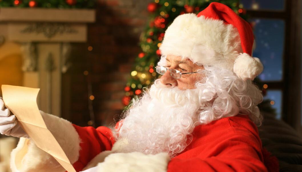 På begynnelsen av 1900-tallet begynte vi å kle oss ut som julenissen her i Norge. Men kostymet ble møtt med stor motstand, hvor noen mente at dette var en hedensk skikk.  (Illustrasjonsfoto: Shutterstock / NTB Scanpix)