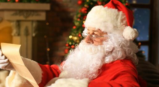 Åtte ting du kanskje ikke visste om jul