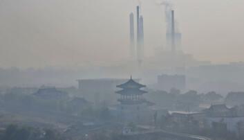Mye forurensning kan gjøre folk dårligere i språk og matte