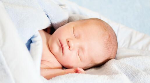Bør babyer få kartlagt hele genomet sitt?