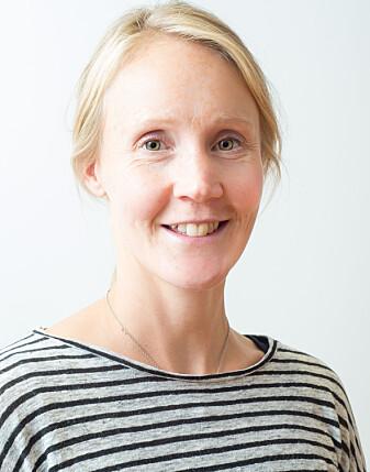 Guri Kaurstad Skorve er forsker ved avdeling for helse, utdanning og samfunn ved Møreforsking. (Foto: Møreforskning)
