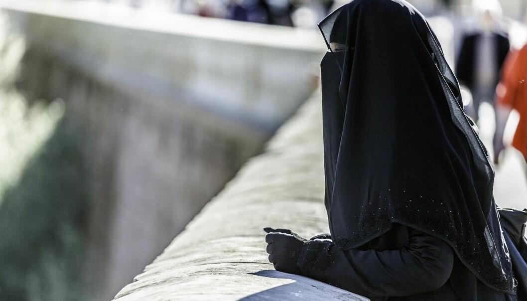 Prorektor Gro Bjørnerud Mo kjenner ikke til at ansatte eller studenter bruker heldekkende ansiktsplagg. (Foto: Satur / Shutterstock / NTB scanpix)