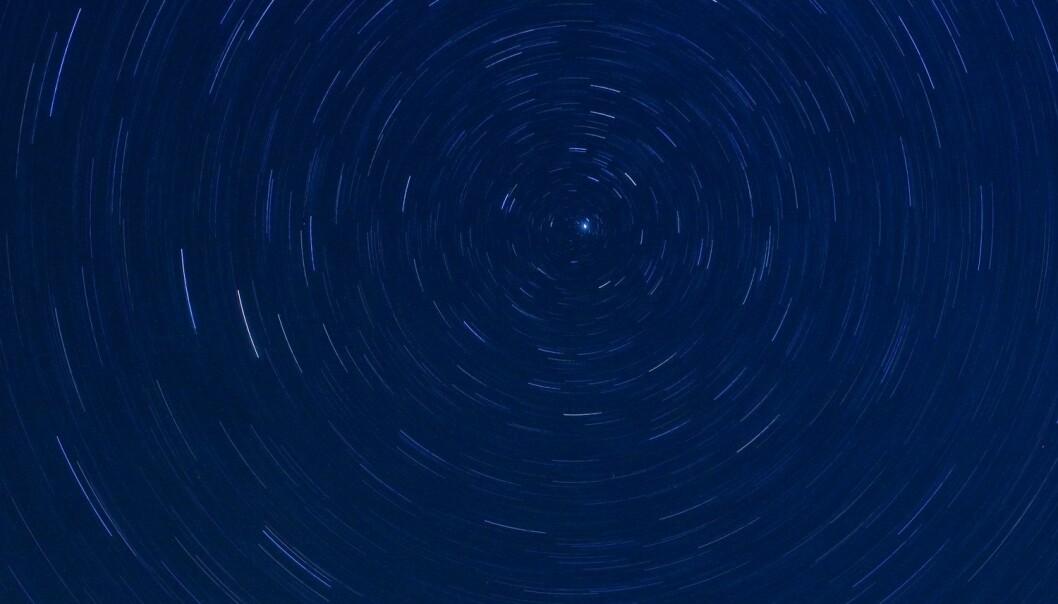 Meteorsverm på vei