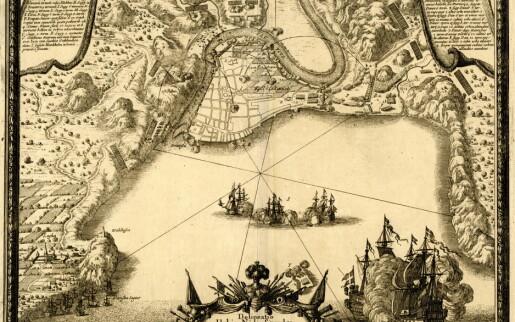 11. desember – Beleiringen av Trondheim i 1658