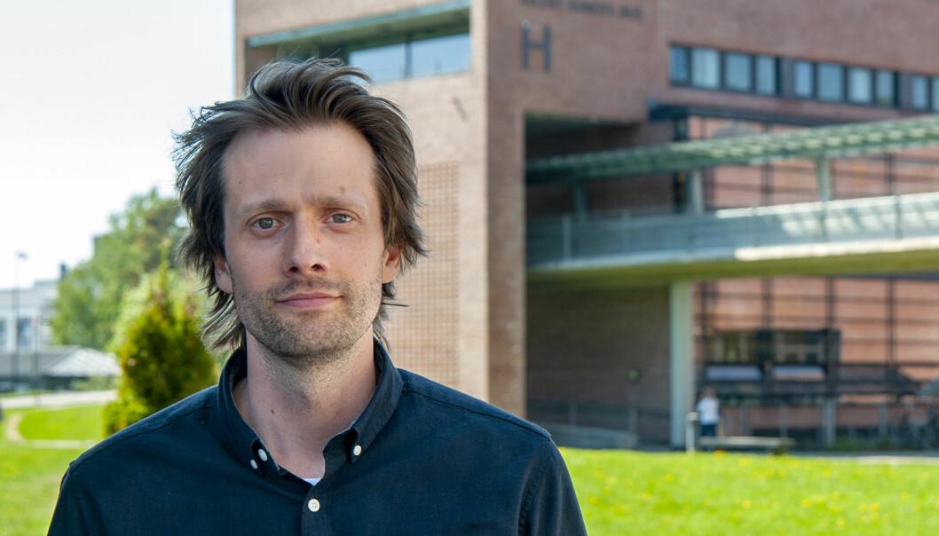 Hvordan forholder ikke-religiøse seg til religion i Norge? Sivert Skålvoll Urstad har forsket på sekulære nordmenn og deler dem grovt sett inn i tre kategorier. (Foto: Atle Christiansen)