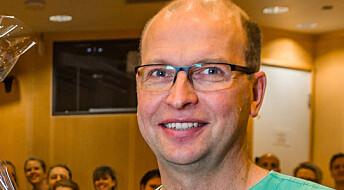 Bjørn Bendz er årets Oslo-lege
