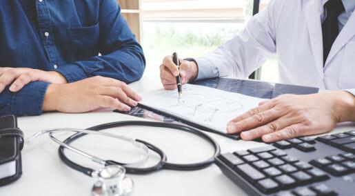 Auka fare for hjerneslag hos kreftpasientar