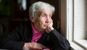 De som har opplevd både alvorlig fysisk vold og seksuelle overgrep før de fylte 65 år har åtte ganger så stor risiko for å bli utsatt for dette også etter at de fylte 65 år, viser en ny rapport.  (Foto: Shutterstock/NTB scanpix)