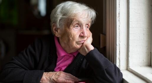 Mange eldre lever i taushet med vold og overgrep fra sine nærmeste