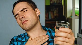 Behandling av halsbrann forebygger kreft