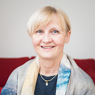 Karin Andreassen er professor i marin geologi og geofysikk ved UiT Norges arktiske universitet. (Foto: UiT)