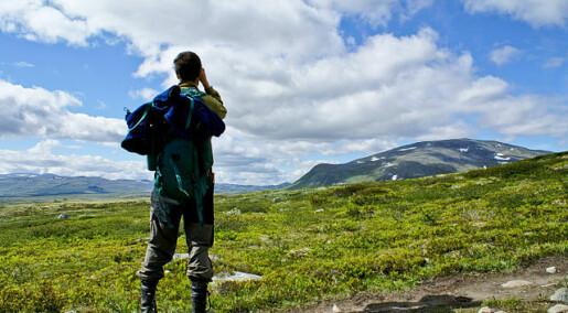 Menn bestemmer over norsk natur