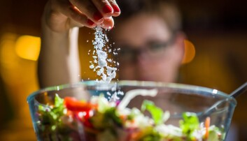Forskere krangler om hvor mye salt som er sunt