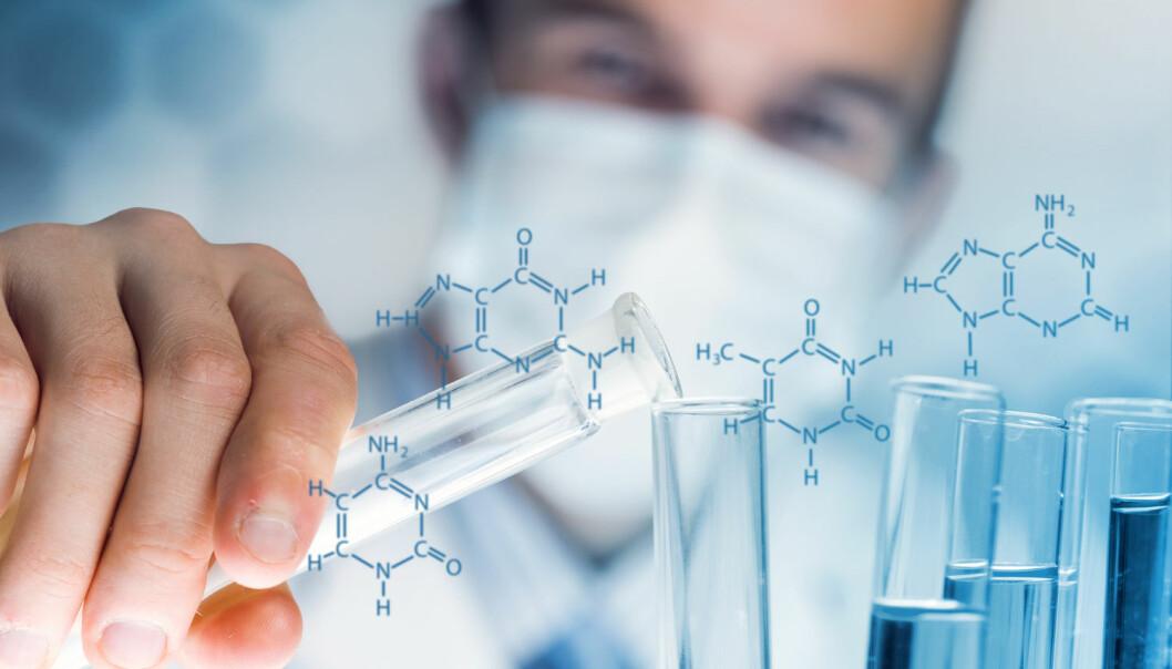 Amerikanske forskere vil utvikle nye typer medisiner ved hjelp av bakterier de kaller «semikunstige». Bakterienes arvemasse er nemlig både bygget opp av kunstig og vanlig DNA.  (Foto: Khakimullin Aleksandr / Shutterstock / NTB scanpix)