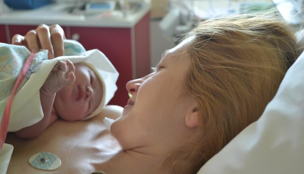 Mens det i 1967 var 13,5 dødfødte barn per 1000 fødte, var tallet i fjor 3,5 per 1000 fødte. (Foto: kipgodi, Shutterstock, NTB scanpix)