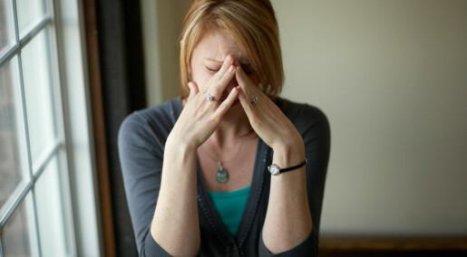 Hver femte kvinne mener hun har dårligere helse enn jevnaldrende