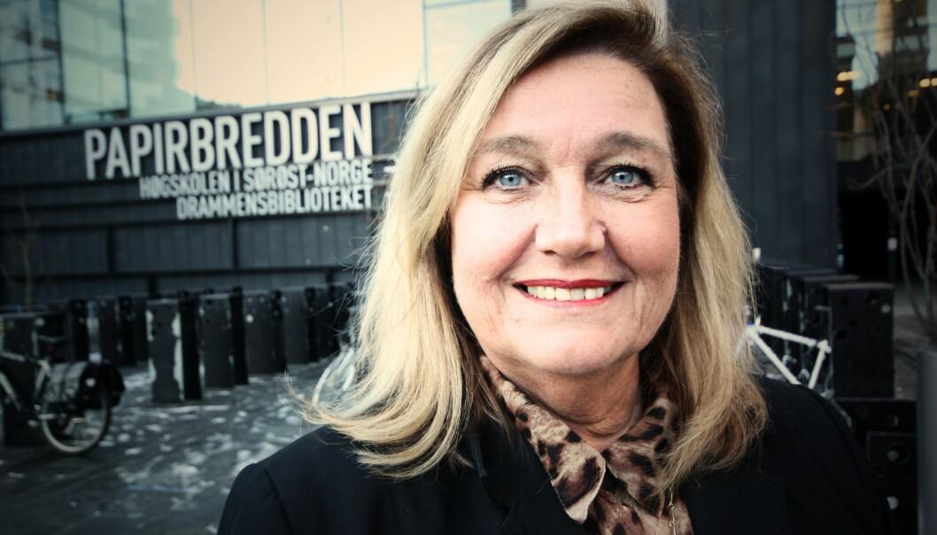 Runi Børresen har i mange år vært blant de fremste ekspertene i landet på spiseforstyrrelser. I november ble hun trukket frem i en eksklusiv liste i internasjonalt tidsskrift.  (Foto: Stian Kristoffer Sande)