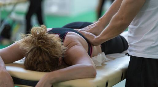 Denne behandlingen ga mindre smerter og bedre mental helse