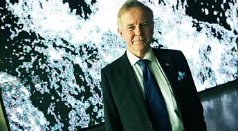 Ole Petter Ottersen skal retta opp igjen omdømmet til Karolinska Institutet