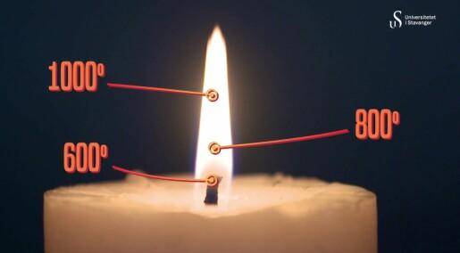 Julekalender: Luke 3: Dette skjer når du tenner et stearinlys