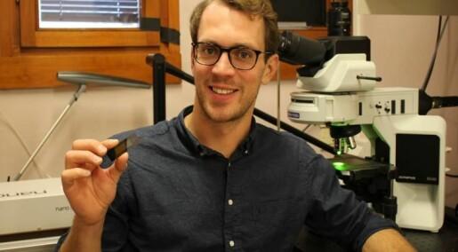 Dette filteret kan fjerne mikroplast fra vann
