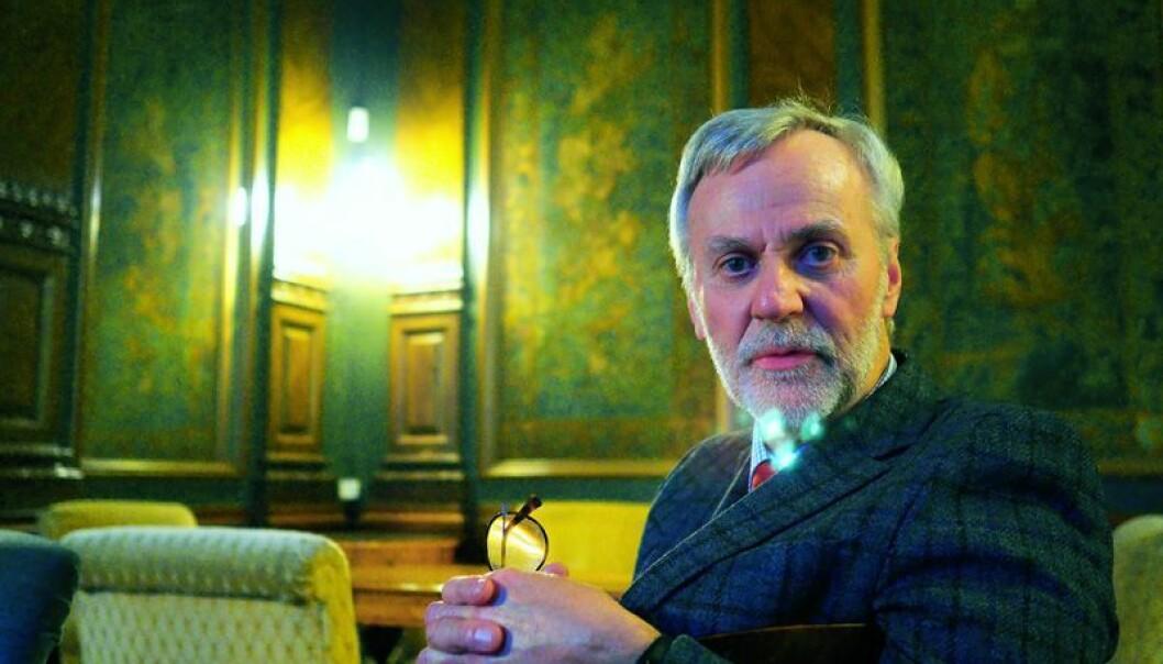 Bengt Gerdin mener Macchiarini-saken burde kommet opp for en svensk domstol. (Foto: Ola Sæther)
