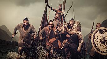 Hvorfor var vikingene så overlegne i kamp?