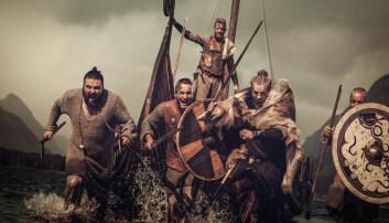 Spør en forsker: Hvorfor var vikingene så overlegne i kamp?