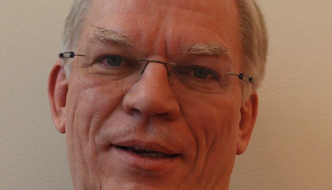 Professor Tom Eirik Mollnes får internasjonal forskningspris. (Foto: Kjartan Wøllo Egeberg / NTNU)