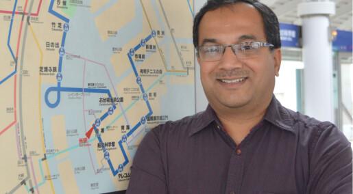Skal utvikle nye transportsystem med big data