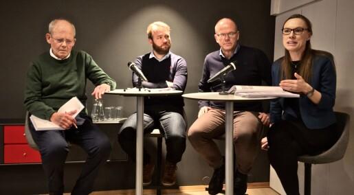 Forskernes dom over folkeavstemningene om kommunesammenslåinger