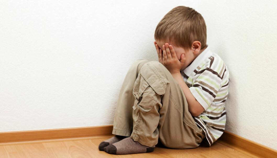 Fire av hundre barn og ungdom i Norge opplever fortsatt grov vold fra foreldrene sine.  (Foto: Ilya Andriyanov/Shutterstock/NTB scanpix)