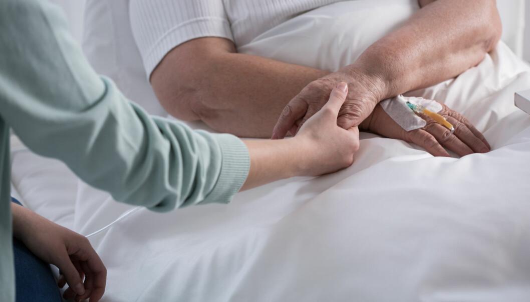 - Kvinner med kroppsmasseindeks (KMI) over 25 såg vi oftare utvikla svulstar av mindre aggressiv karakter, skriv forskaren. (Illustrasjonsfoto: Shutterstock / NTB scanpix)