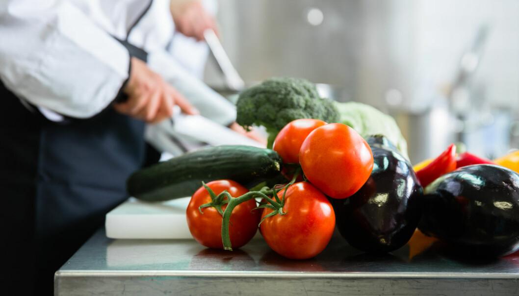 Små, billige grep i kantina førte til sunnere matvalg