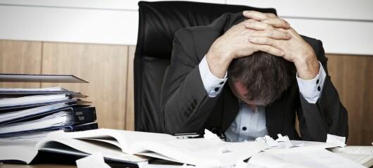 Hva er stress og hvorfor blir vi syke av det?