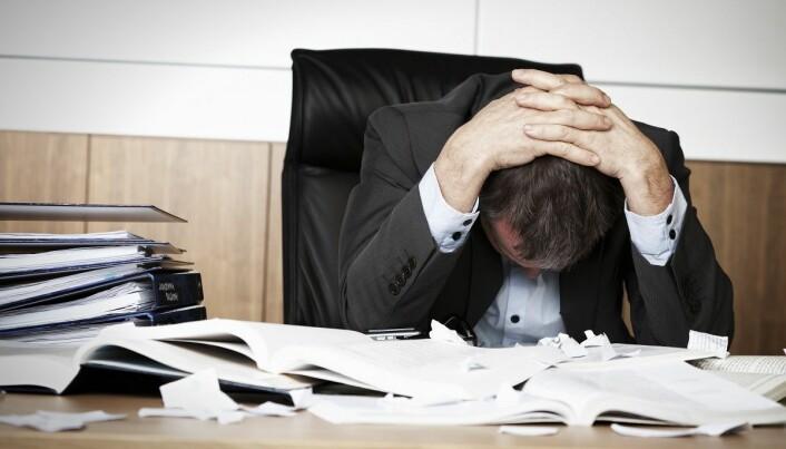 Spør en forsker-podcast:Hva er stress og hvorfor blir vi syke av det?
