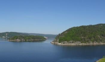 Spor etter gamle jordskjelv i Oslo-området