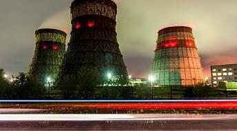 Statens strålevern: Helt klart at det har vært et atomuhell