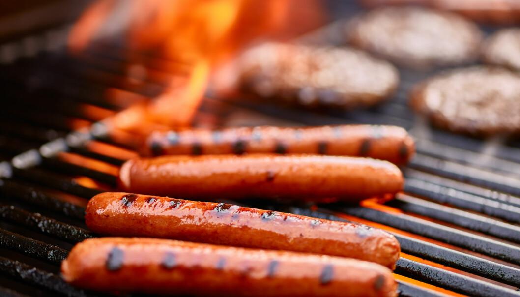 Full kontroll på temperaturen hos produsenten, gir bedre pølser. (Foto: Shutterstock / NTB Scanpix)
